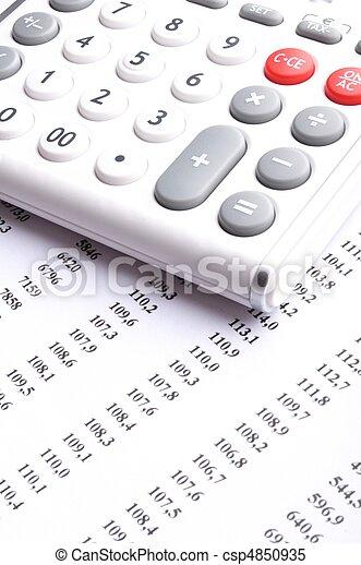 financial accounting - csp4850935
