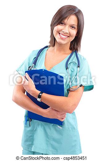 médico, doutor - csp4853451