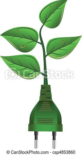 Green energy - csp4853860