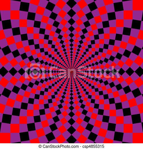 vector optical art - csp4855315