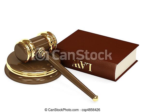 Law - csp4856426