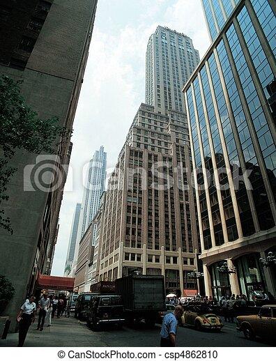 värld, arkitektur - csp4862810