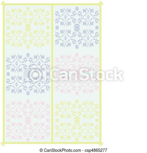 Towel.  - csp4865277