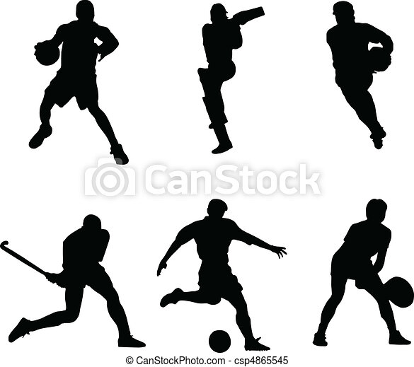 Sports Vector Clipart Royalty Free. 361,123 Sports clip art vector ...