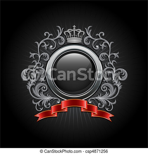 Coat of arms - csp4871256