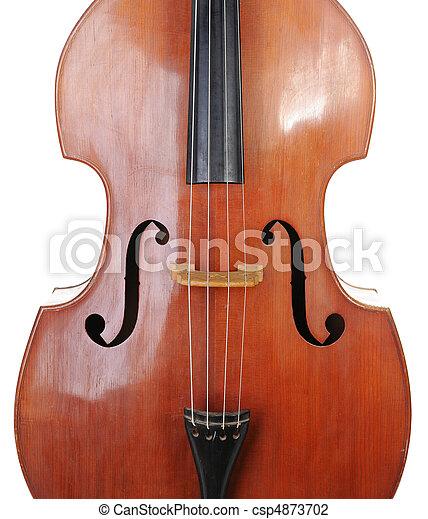 classical contrabass. - csp4873702