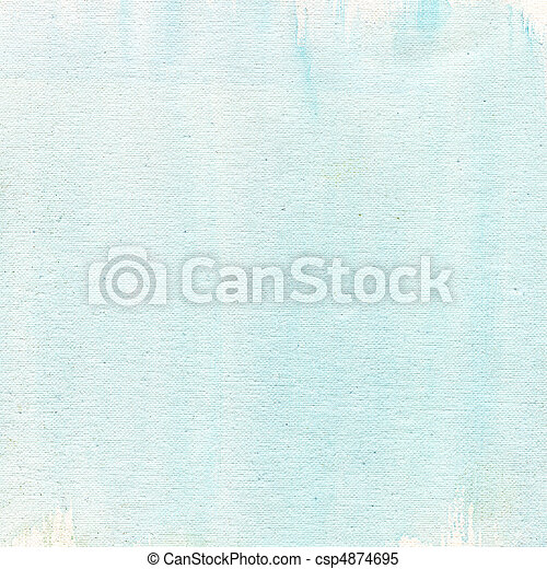 light blue watercolor background - csp4874695