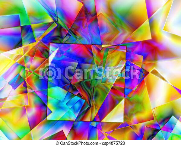 kaleidoscope - csp4875720