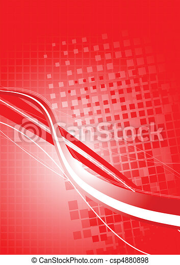 Vibrant backdrop - csp4880898