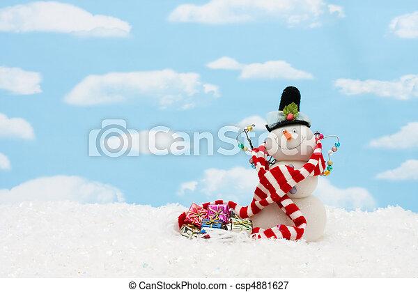 Merry Christmas - csp4881627