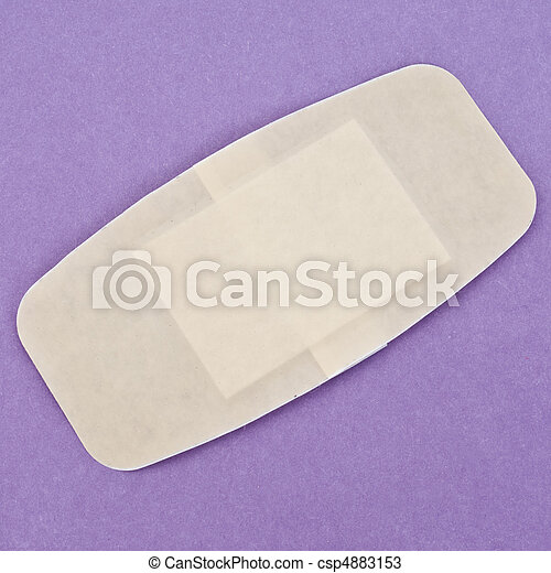 grand, Collant, bandage - csp4883153