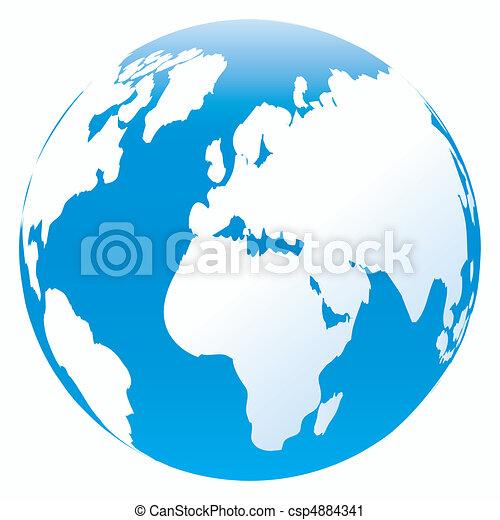 globe - csp4884341