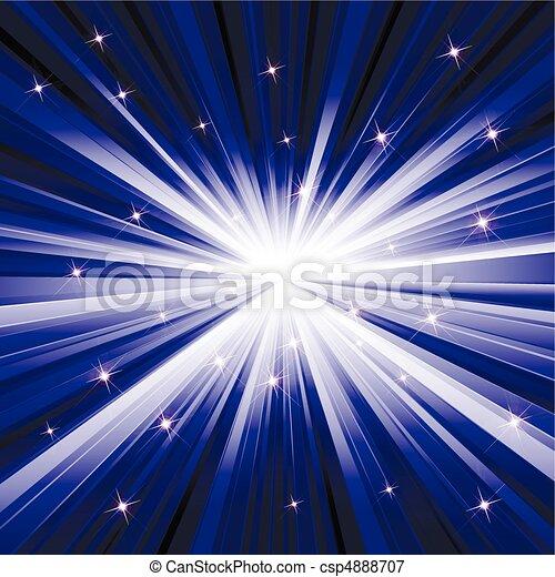 blue texture - csp4888707