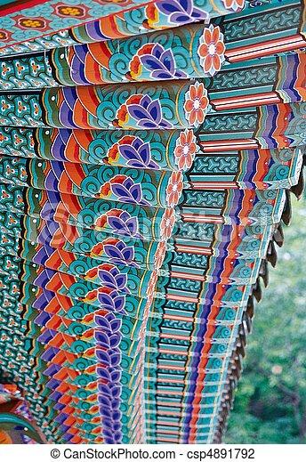 Korean Traditional Culture - csp4891792