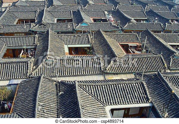 Korean Traditional Culture - csp4893714