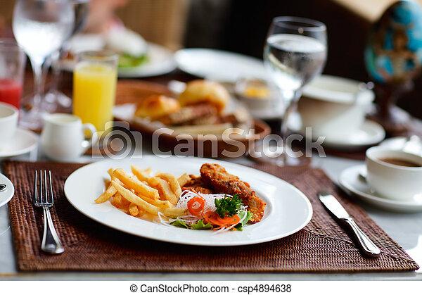 pel culas de delicioso desayuno o almuerzo delicioso