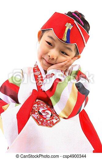 Korean Life - csp4900344