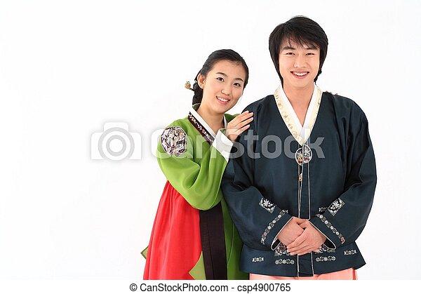 Korean Life - csp4900765