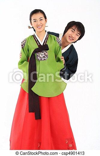 Korean Life - csp4901413