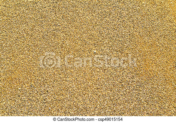 Background of Summer Beach Sand. Travel and Vacation Concept. - csp49015154