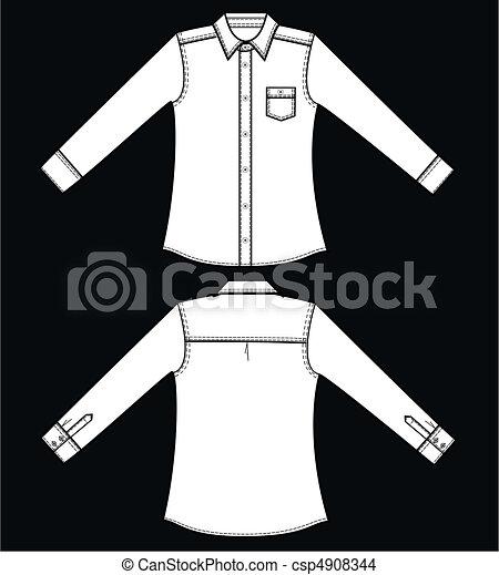 shirt - csp4908344