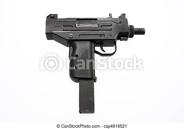 Arme a feu automatique 9mm