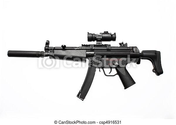 An assault gun - csp4916531