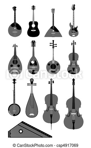 String instruments - csp4917069