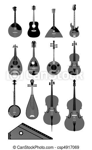 String instruments - csp4917069