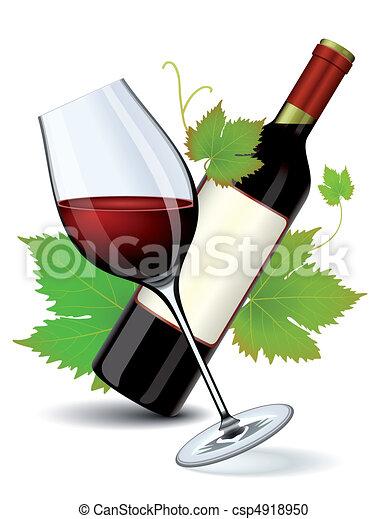 Wine - csp4918950