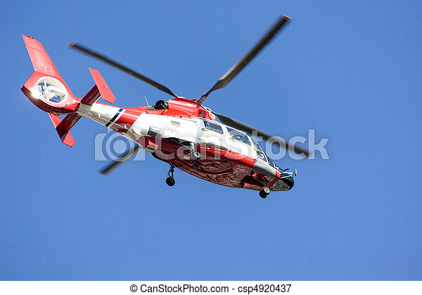 Maritime Helicopter - csp4920437