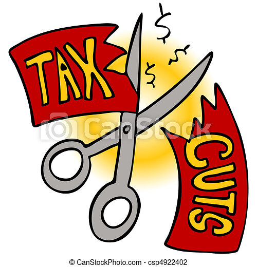 Tax Cuts - csp4922402
