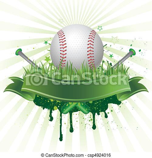 baseball sport - csp4924016