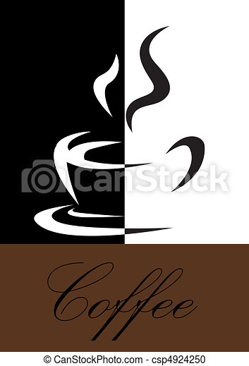coffee symbol - csp4924250