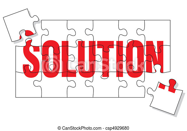 Solution puzzle - csp4929680
