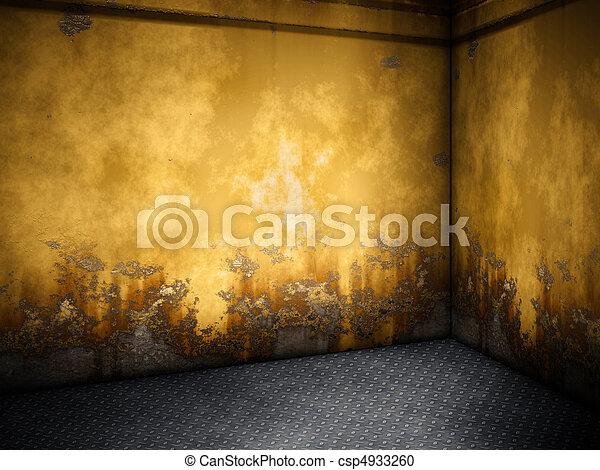 steel room - csp4933260