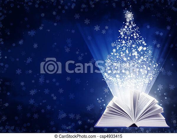 Christmas fairy-tale - csp4933415