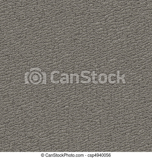 Grey surface seamless background. - csp4940056