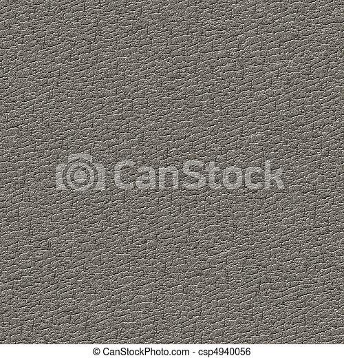 Grey surface seamless background. - csp4940056