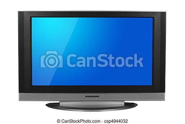 LCD television - csp4944032