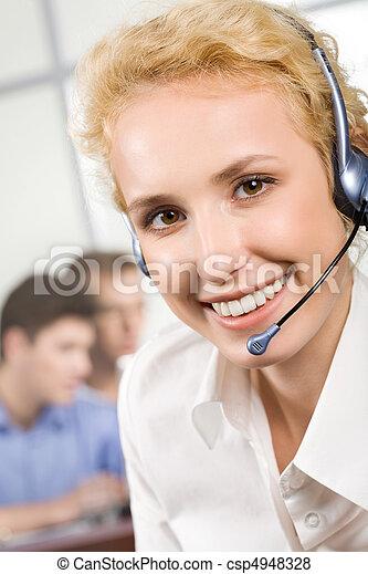 Splendid consultant - csp4948328