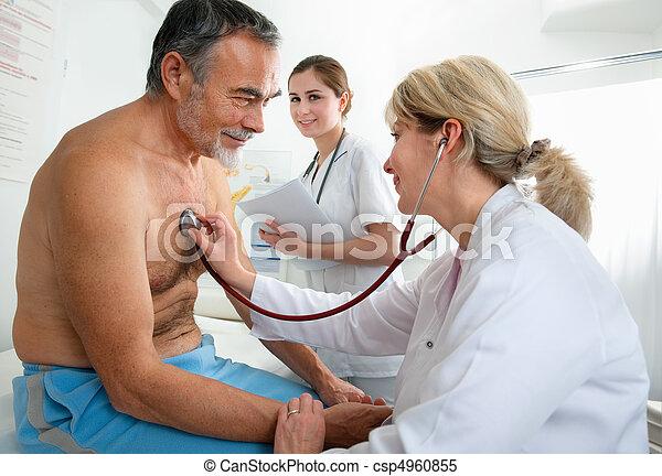 medical exam - csp4960855