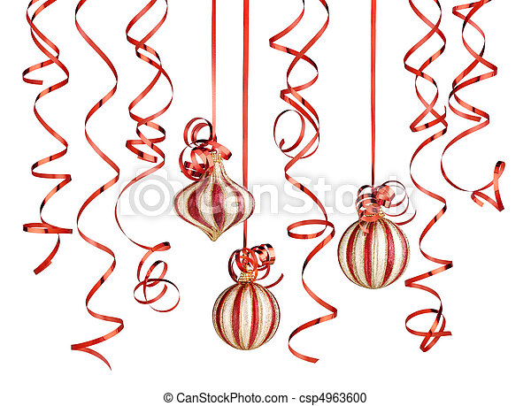 christmas decorations - csp4963600