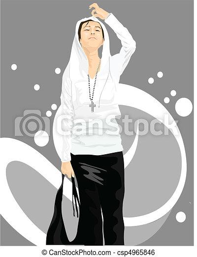 Fashion and Shopping - csp4965846