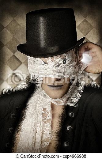 Fantasy Portrait - csp4966988