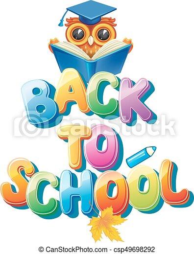 Back to school - csp49698292