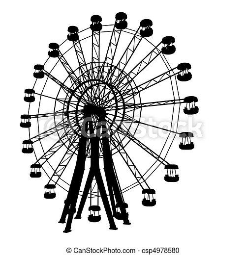 Carousel Vector 01  - csp4978580