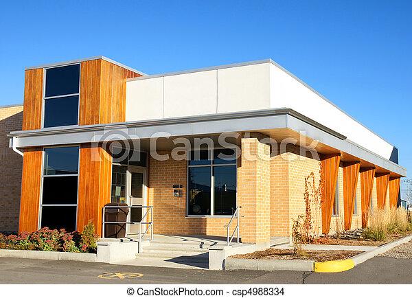 Small public office - csp4988334
