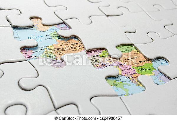 Europe politics - csp4988457