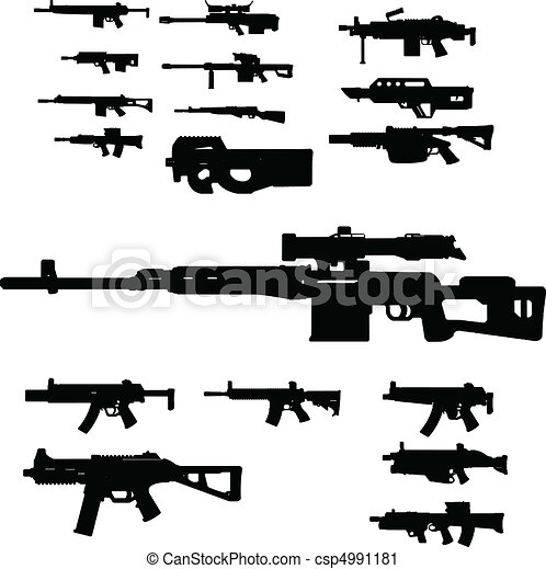 weapon collection - csp4991181